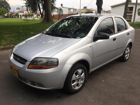Chevrolet Aveo Ls 1.6 Aa 2013