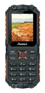 Celular Janus Dual Sim Radio Fm Negro