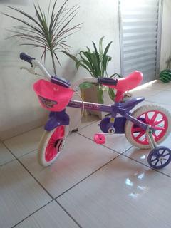Uma Bicicleta Infantil Para Menina