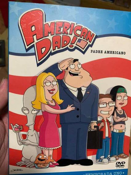 Dvd American Dad Temporada 1