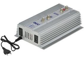 Amplificador Potência Proeletronic Pqap 6350 35db Condominio