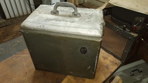 Antigo Projetor Rca Victor 16mm C/caixa De Som Original 1940