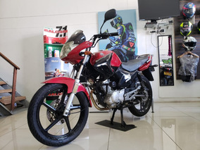 Yamaha Ybr-125 2013