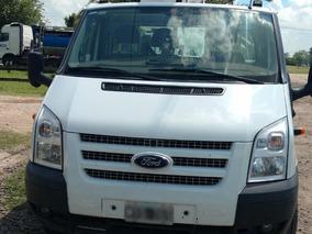 Ford Transit 2.2 (solo Chasis) Tdci 125cv (libre De Gastos)