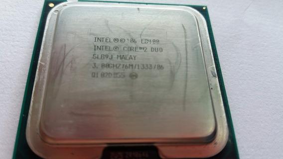 Processador Intel® Core2 Duo E8400 3.00 Ghz