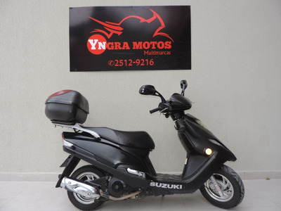 Suzuki Burgman 125i 2013 Show