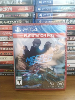 Need For Speed Ps4 Fisico