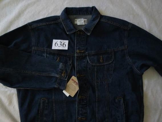 Jaqueta Jeans Importada Wrangler - Gg Masc - Cód J636