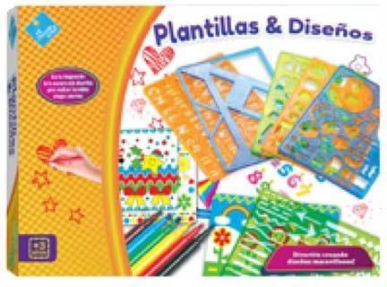 Plantillas & Diseño Duende Azul Didacticos 6563 Fibro