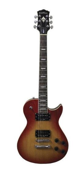 Guitarra Les Paul Cherryburst Winstdcb Washburn