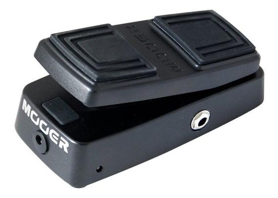 Pedal Mooer Mini Wah Wah/volume Free Step Dwv1