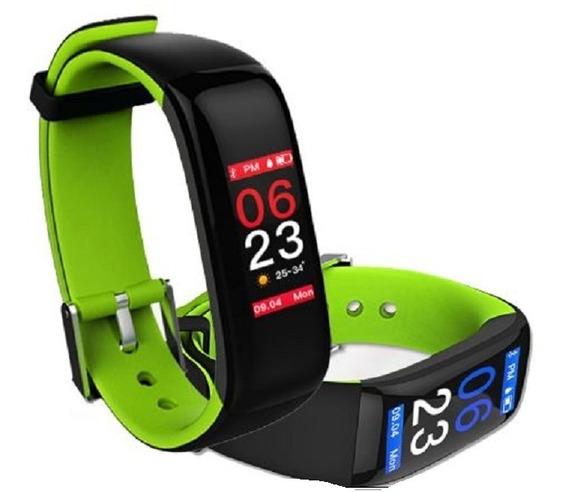 Pulseira Relógio Inteligente,freqüência Cardíaca,pressão Art