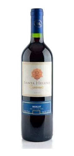 Vinho Santa Helena Merlot - 750ml