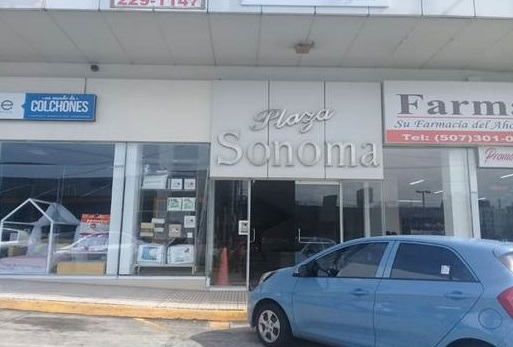 Oficina En Plaza Sonoma, Calle 50 (id 12074)
