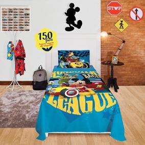 828320f547 Lencol Mickey E Minnie Riachuelo - Roupa de Cama Jogo de Cama no ...