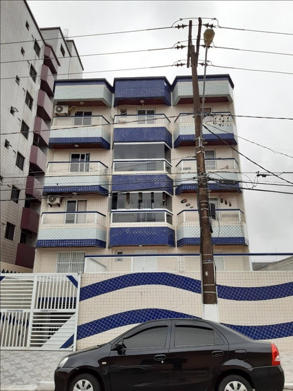 Kitnet Com 1 Dormitório À Venda, 40 M² Por R$ 110.000,00 - Mirim - Praia Grande/sp - Kn0023