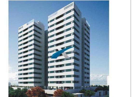 Apartamento Para Locação 3 Quartos - Edf Angel - Recife-pe - Ap5584