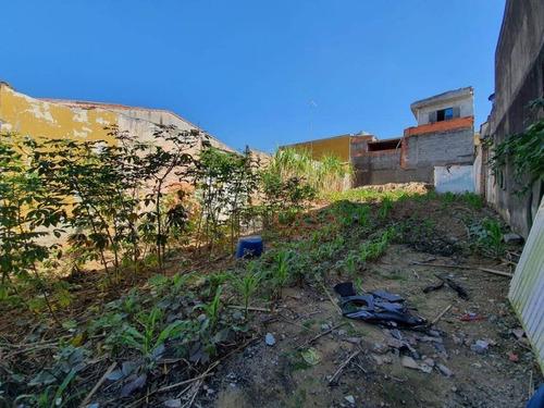 Imagem 1 de 3 de Terreno À Venda, 250 M² Por R$ 375.000,00 - Parque Guarani - São Paulo/sp - Te0128
