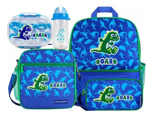 Kit Escolar - Dino Roarr - Jack Design