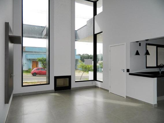Casa À Venda, 105 M² Por R$ 480.000,00 - Condomínio Village Moutonnée - Salto/sp - Ca1719