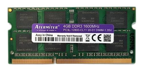 Imagem 1 de 2 de Memória 4gb Ddr3 Notebook Lenovo G40-70