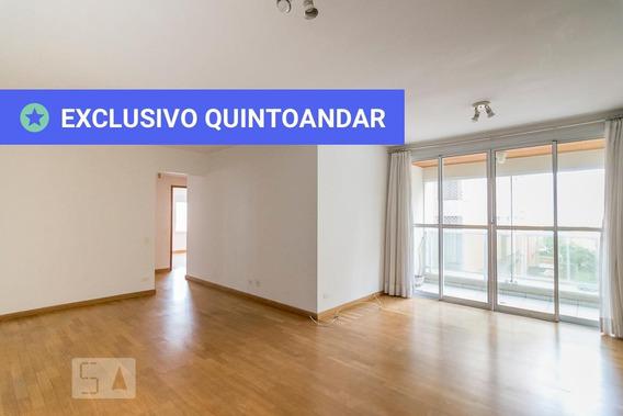 Apartamento No 2º Andar Com 3 Dormitórios E 3 Garagens - Id: 892952640 - 252640