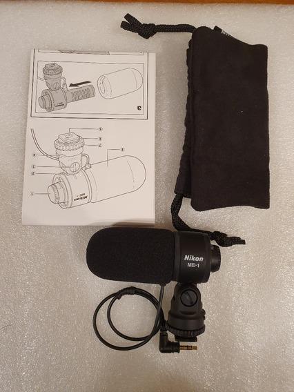 Microfone Nikon Me-1 Stereo