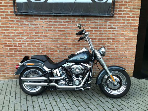 Harley Davidson Fat Boy 2015 Com Acessórios