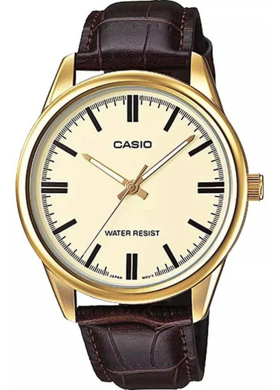 Relógio Casio Masculino Classic Standard Mtp-v005gl-9audf