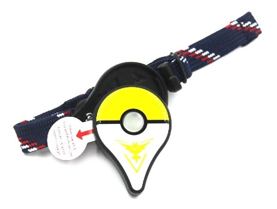 Pulsera Reloj Nintendo Pokemon Go Plus Bluetooth Catch Plus