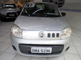 Fiat Uno Fiat Uno Vivace 8v Flex 2p Manual Prata