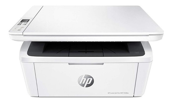 Impresora Multifuncional Monocromatica Hp M28w Pro *tienda*