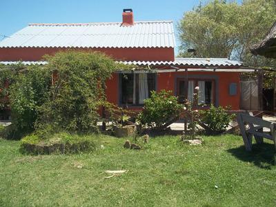 Casa Para Cuatro Personas A 2 Cuadras Y 1/2 De La Costa!!!! !