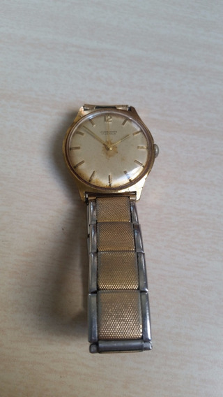 Relógio Junghans 17 Jewels A Corda