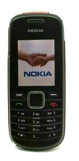Celulares Nokia 1661 Com Lanterna+radio,fala A Hora Usado