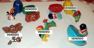 * Muñecos Kellog Publicidad Precio X C/u