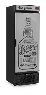 Cervejeira Porta Com Adesivo 450l Profissional Gelopar Ee