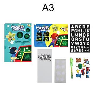 Juguete Tablero De Dibujo Mágico Para Los Niños 29.7×42cm