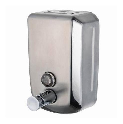 Dispensador Antibacterial - Jabon 500 Ml Acero