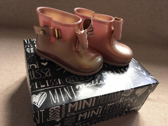 Sapatos Mini Melissa - 3 Unidades