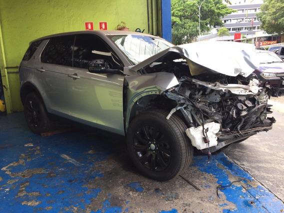 Sucata Land Rover Discovery Sport Hse 2.0 Sd4 2018