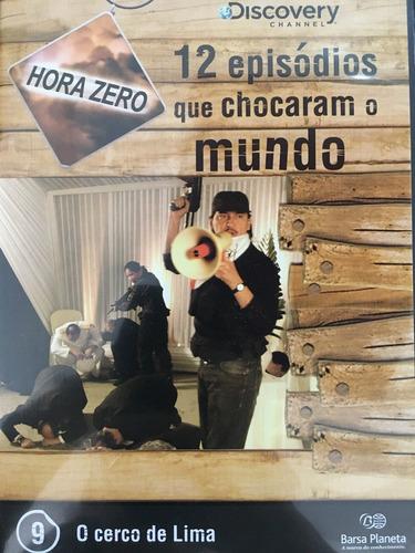Dvd Original O Cerco De Lima - Original