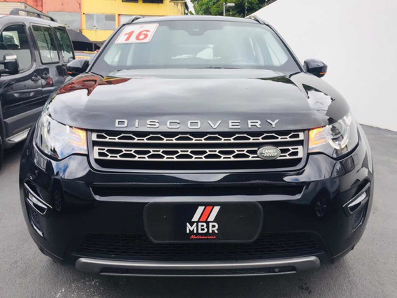 Land Rover Discovery Sport 2.0 Si4 Se 5p 2016 Blindada