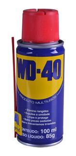 Lubrificante/desengripante Spray 100ml Wd40