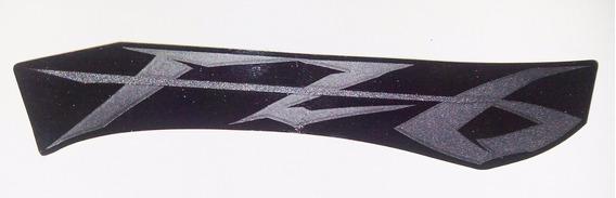 Fazer Adesivo Decal Fz6 Rabeta Fazer 600