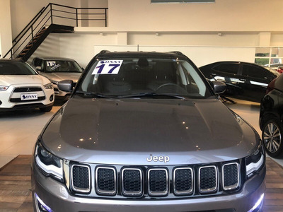 Jeep Compass Compass Limited 2.0 4x2 Flex 16v Aut. Flex 2017