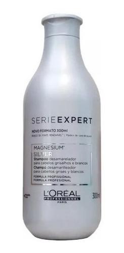 Imagem 1 de 1 de Loreal Professionne Magnesium Silver Shampoo 300ml Original