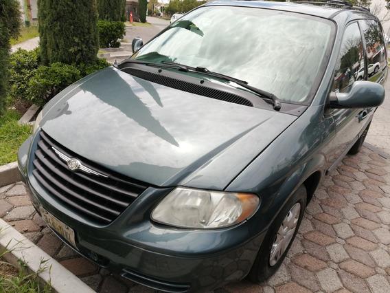 Chrysler Voyager 2007 Lx Lujo At
