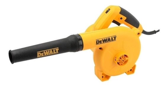 Soprador Aspirador DeWalt DWB800 elétrico 800W 127V