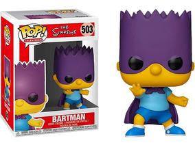 Funko Pop! Television: The Simpsons - Bartman #503
